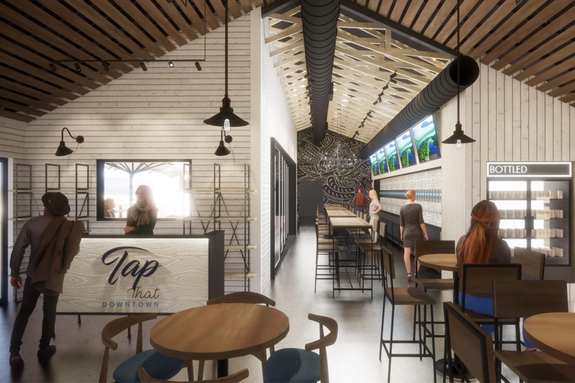 Tap That Beer Garden & Restaurant