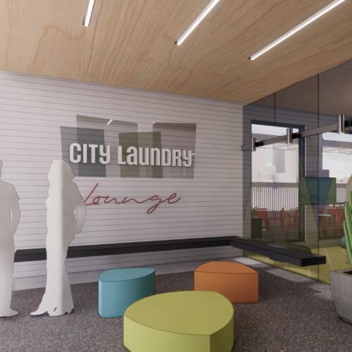 City Laundry Lounge